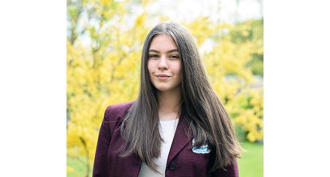 """Gabrielė Gecevičiūtė – jauna ir atkakli:  """"Aš tikrai turiu ką veikti ir be mokslų"""""""