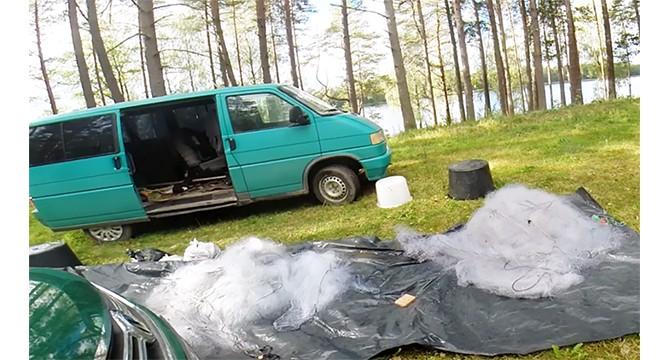 Molėtiškis žvejys verslininkas įkliuvo Ignalinos rajone