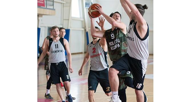 Po dramatiško finalo paaiškėjo rajono vyrų krepšinio pirmenybių nugalėtojai