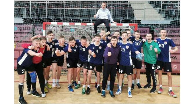 Molėtiškiai - LRF jaunimo Taurės finale